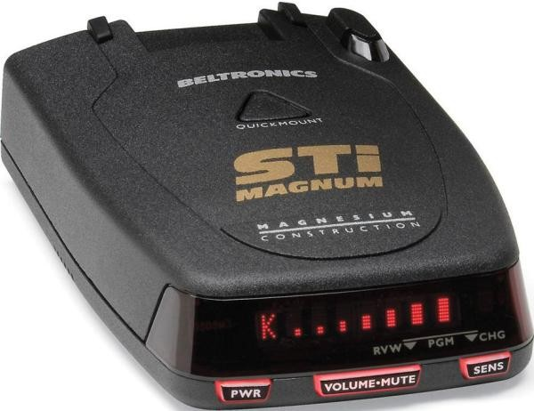 Beltronics STi Magnum - Radar/Laser Detector Buy at Lowest ...